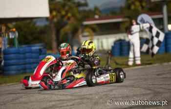 Noah Monteiro volta a vencer no Campeonato de Portugal de Karting - Filho de peixe sabe nadar - Auto News