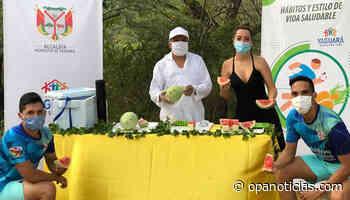 En Yaguará premian a quienes se ejercitan y viven saludable - Opanoticias