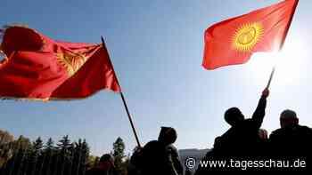 Nach Massenprotesten: Kirgistan wiederholt Parlamentswahl