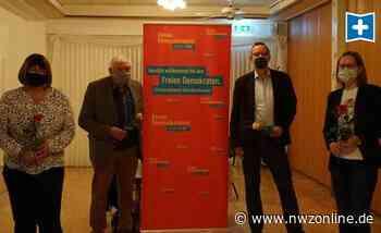Alle Mitglieder bei Wahlen bestätigt: FDP-Ortsverband Ganderkesee vertraut auf Vorstand - Nordwest-Zeitung
