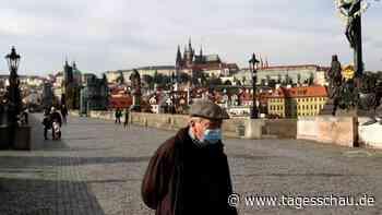11.984 neue Corona-Fälle: Tschechien verhängt Lockdown