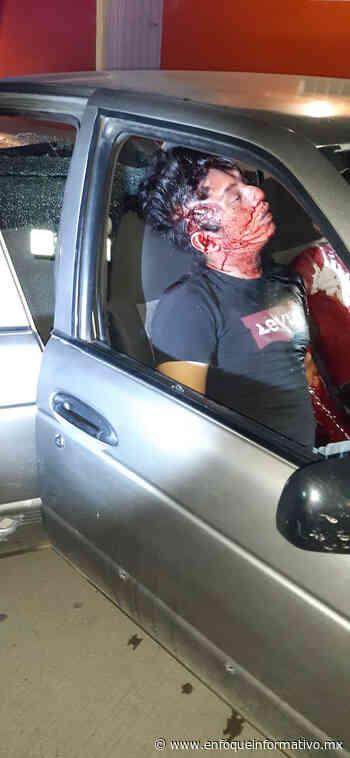 Persecución y balacera en Ometepec.   La Roja Guerrero - Enfoque Informativo