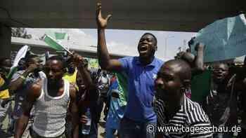 Mehrere Tote nach Protesten in Nigeria