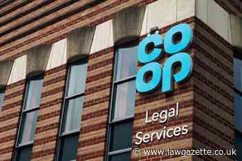 Exclusive: Co-op Legal Services to be fined £143k by SRA