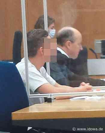 Landgericht Landshut: Messerattacke auf Polizistin: 19-Jähriger bestreitet Tötungsabsicht - idowa