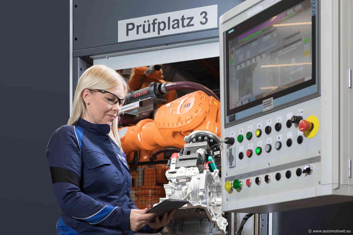 BMW-Leichtmetallgießerei Landshut setzt auf Data Analytics - automotiveIT - Magazin
