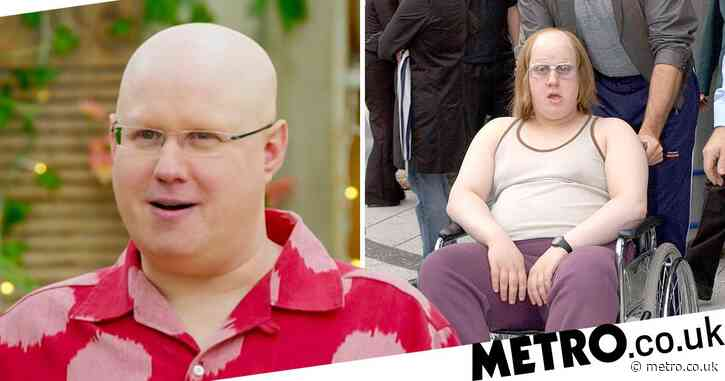 Great British Bake Off 2020: Matt Lucas shocks Lottie Bedlow as he finally digs out Little Britain legend in Pastry Week