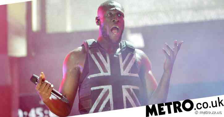 Stormzy's Glastonbury Banksy stab vest up for top design award