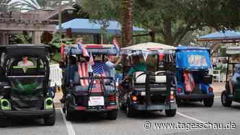 Florida: Wahlkampf im Disneyland für Rentner