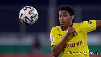 Jude Bellingham: Borussia Dortmund man becomes youngest English Champions League player