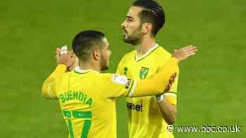 Norwich City 1-0 Birmingham City: Mario Vrancic strikes late to beat 10-man Blues