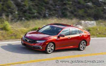 Honda Civic 2021: cinq choses à savoir