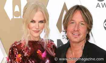 Nicole Kidman reveals husband Keith Urban's sweet gesture for new role