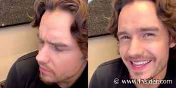 Liam Payne jokes Harry Styles' song 'Golden' is about him - Insider - INSIDER