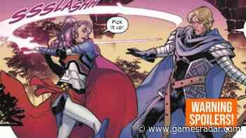 Former Captain Britain Brian Braddock has a new superhero identity - spoilers