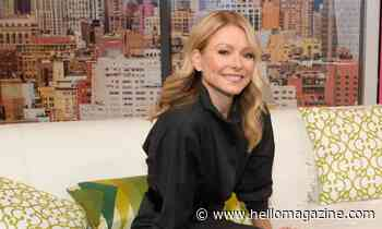 Kelly Ripa shares glimpse inside unseen living room in the Hamptons – with garden view