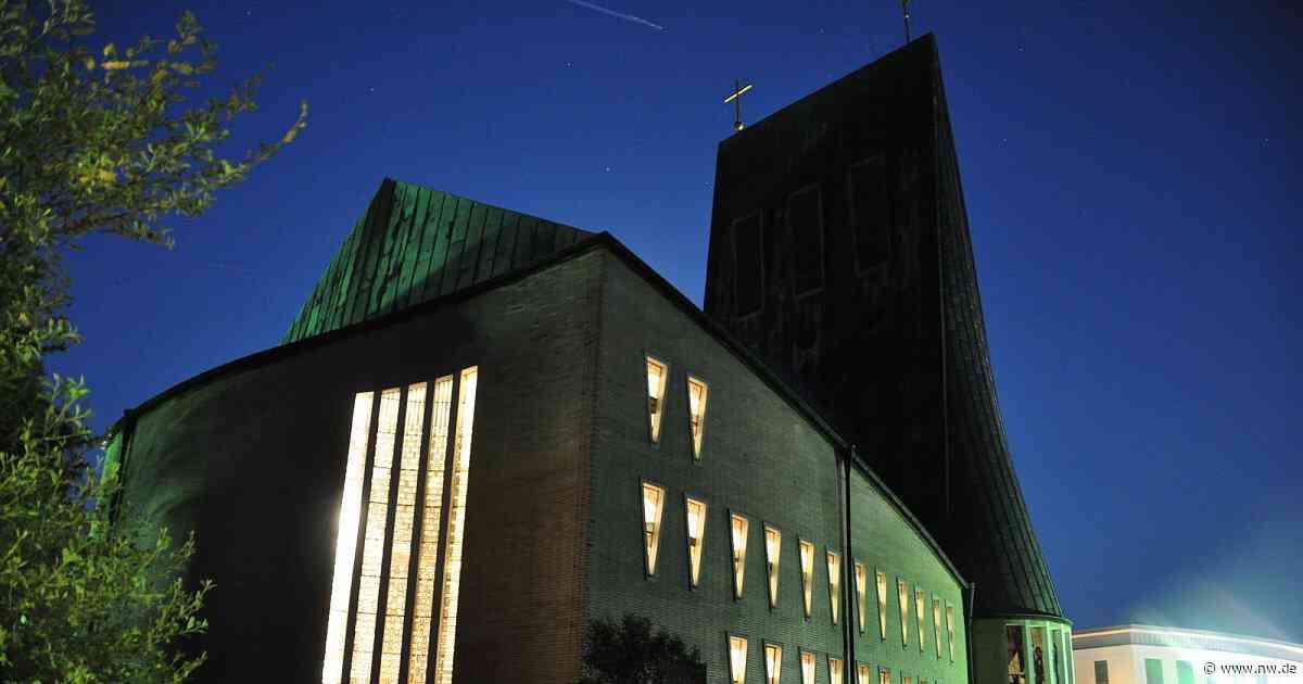 Lichtinstallation und Abend-Shopping in Espelkamp - Neue Westfälische