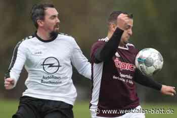 Fabbenstedt marschiert – Alswede verliert - Westfalen-Blatt