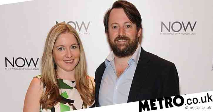 Peep Show's David Mitchell and wife Victoria Cohen 'sign up for Celebrity Gogglebox'