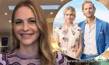 Poppy Delevingne landed her role in Riviera after having an argument with co-star Jack Fox