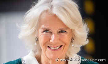 Duchess Camilla just floored us with her chic new look – leopard print included