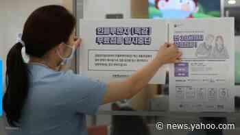 9 people die after getting flu shot in S. Korea, but authorities find no link