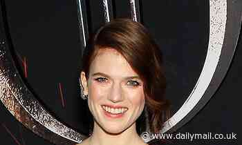 Rose Leslie speaks about pregnancy for the first time as she expects first child with Kit Harington