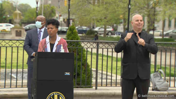 Baltimore City Health Officials To Give Coronavirus Update