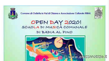 Riprende l'attività della Scuola di Musica comunale di Badia al Pino - Arezzo Notizie
