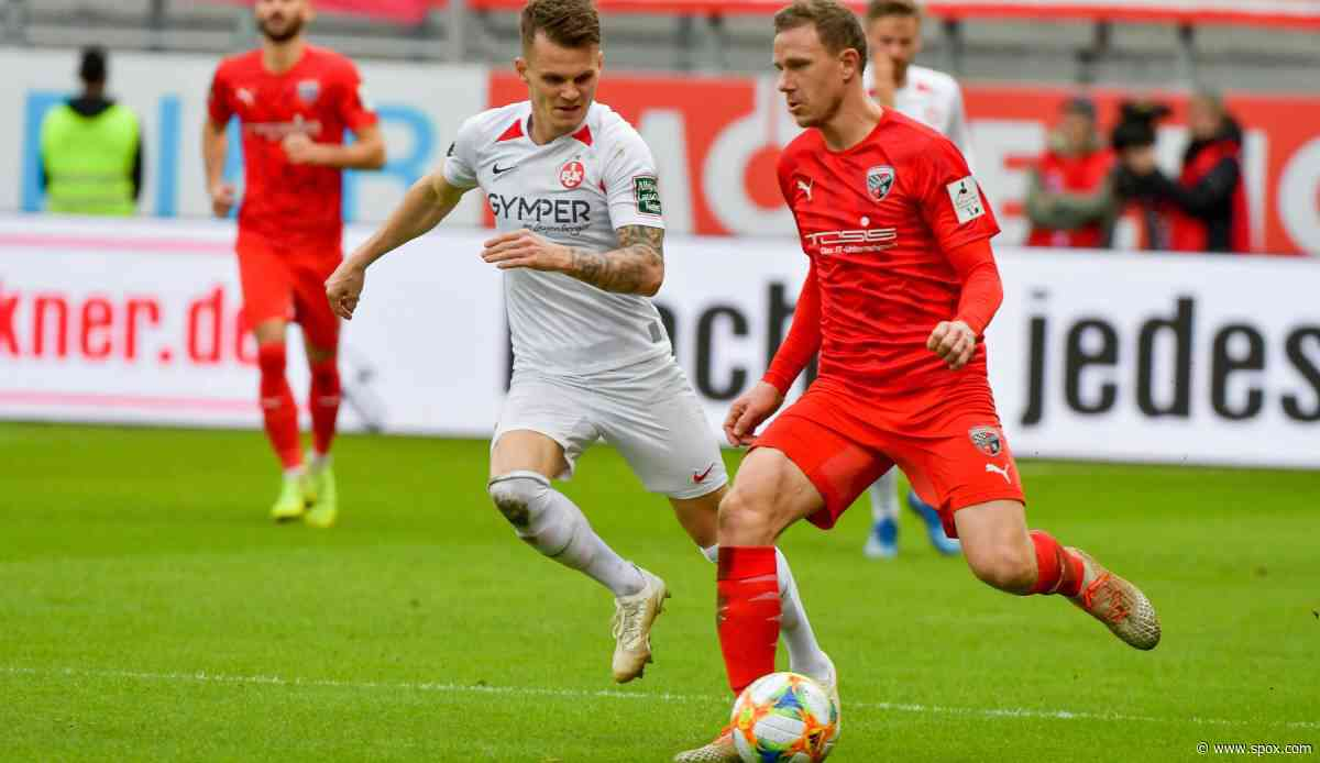 1. FC Kaiserslautern - FC Ingolstadt: 3. Liga heute live im TV und Livestream - SPOX.com