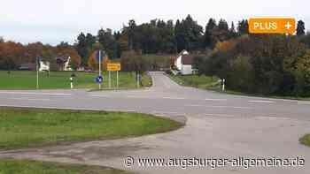 Mehr Sicherheit: Das ist am Radweg an der B300 bei Krumbach geplant - Augsburger Allgemeine
