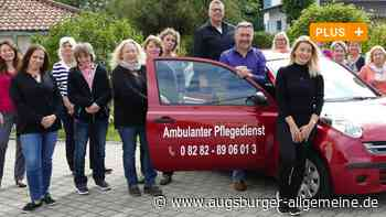 So lief der Start für das neue Pflegedienstteam in Krumbach - Augsburger Allgemeine