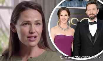 Jennifer Garner talks pressure of dating in  spotlight five years after splitting from Ben Affleck