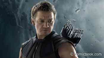 Avengers Star Jeremy Renner Planning to Restore Old Fire Truck - ComicBook.com