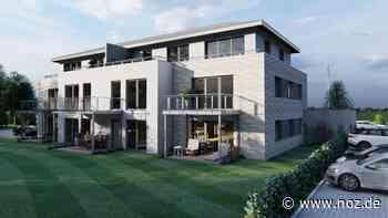 In Bruchmühlen entsteht ein Haus mit acht Mietwohnungen - NOZ