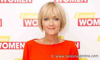 Jane Moore's ravishing red dress sends fans wild