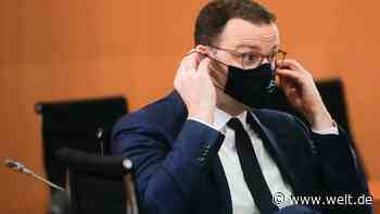Jens Spahn: Gesundheitsminister positiv auf Coronavirus getestet - WELT