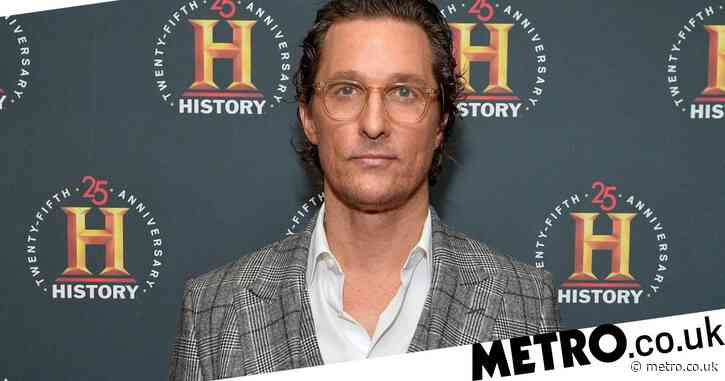 Matthew McConaughey reveals he was 'blackmailed' into sex at 15 and molested by a man in candid new memoir