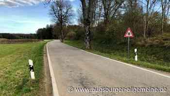 Zwischen Schwifting und Finning wird die Staatsstraße saniert