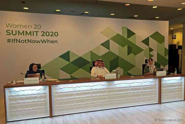 G20 women's forum urged to press hosts Saudi on rights