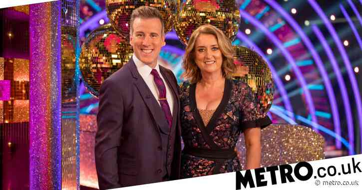 Jacqui Smith brushes off 'Strictly curse' concerns over 'gorgeous' Anton du Beke