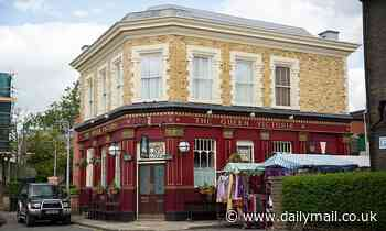 EastEnders confirm two members have tested positive for Covid on set
