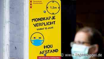 Coronavirus in Deutschland und der Welt: Wieder starker Anstieg in Niederlanden – fast 8800 Neuinfektionen - Tagesspiegel