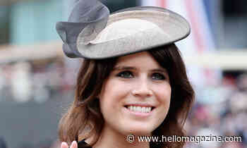 Princess Eugenie opens up about 'daunting' surgery as a child