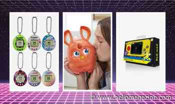 Cool retro toys & vintage games you can buy online: 80s PAC-MAN, 90s Tamagotchis & more