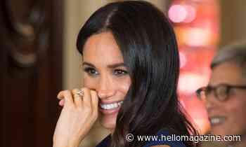 Meghan Markle's sparkling new diamond gift revealed