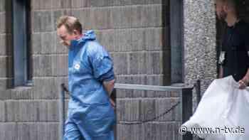 Nach gescheitertem Fluchtversuch:Fall Madsen: Polizei geht von Komplizen aus - n-tv NACHRICHTEN