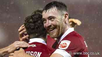 Aberdeen 4-2 Hamilton: Ryan Edmondson scores twice as Dons go third