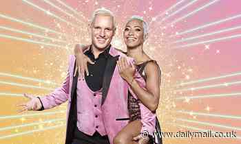 Strictly's Jamie Laing and Nicola Adams to make their debut as couples' first dances are revealed