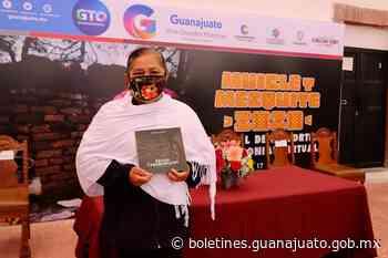 Presentan catálogo documental Sellos Ceremoniales en Pueblo Mágico de Comonfort - Noticias Gobierno del Estado de Guanajuato